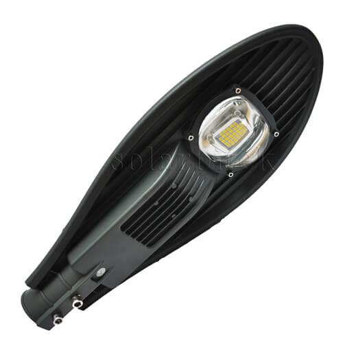 Đèn năng lượng mặt trời chiếc lá 50W BI-SL3050