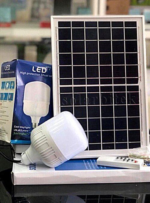 đèn bulb pha năng lượng mặt trời 40w