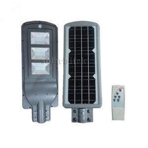 đèn đường năng lượng mặt trời liền thể 90w