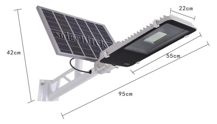 đèn năng lượng mặt trời 50w