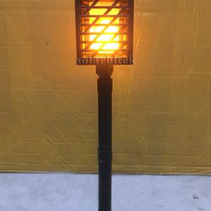 Đèn sân vườn năng lượng mặt trời BI-GDL1001