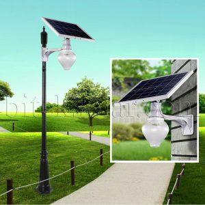 đèn treo tường năng lượng mặt trời 40w