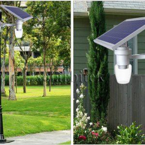 Đèn treo tường năng lượng mặt trời 20W BI-WL2020