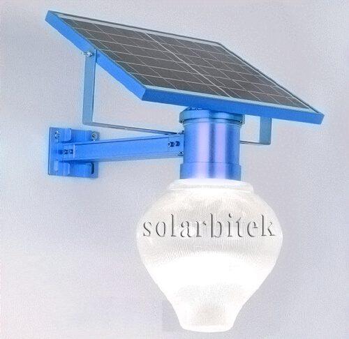 đèn treo tường năng lượng mặt trời 20W