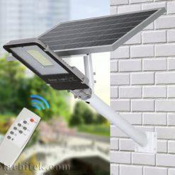 Đèn đường năng lượng mặt trời liền thể 50W BI-SL2050C