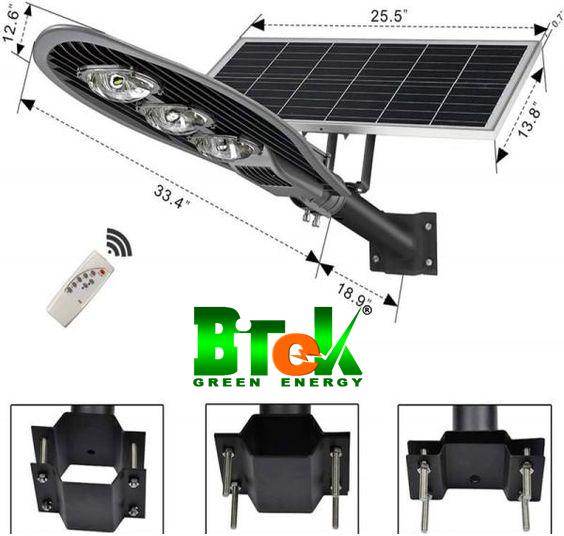 BitekSolar nhà phân phối đèn năng lượng mặt trời Quận 6