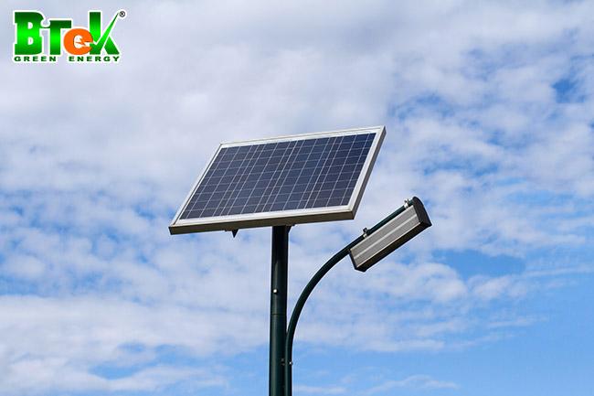 Tính năng đèn năng lượng mặt trời