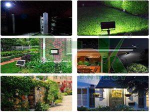 ứng dụng đèn năng lượng mặt trời