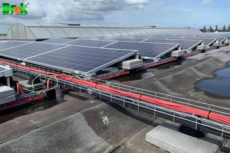 Cách đi dây điện năng lượng mặt trời