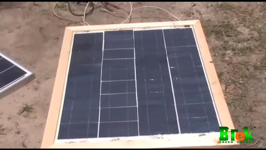Cách làm tấm pin năng lượng mặt trời bước 1