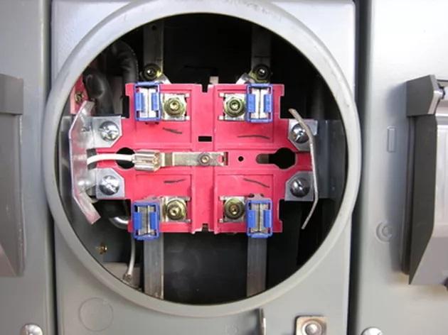 cách lắp công tơ điện
