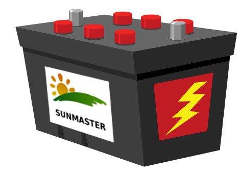 Cách tính dung lượng pin cho hệ thống năng lượng mặt trời