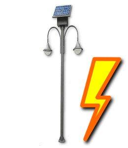 Cách tính dung lượng pin năng lượng mặt trời