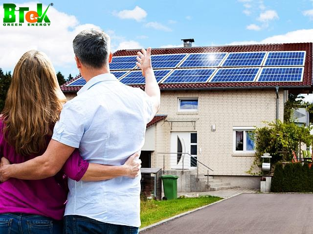 Có nên lắp điện năng lượng mặt trời hay không
