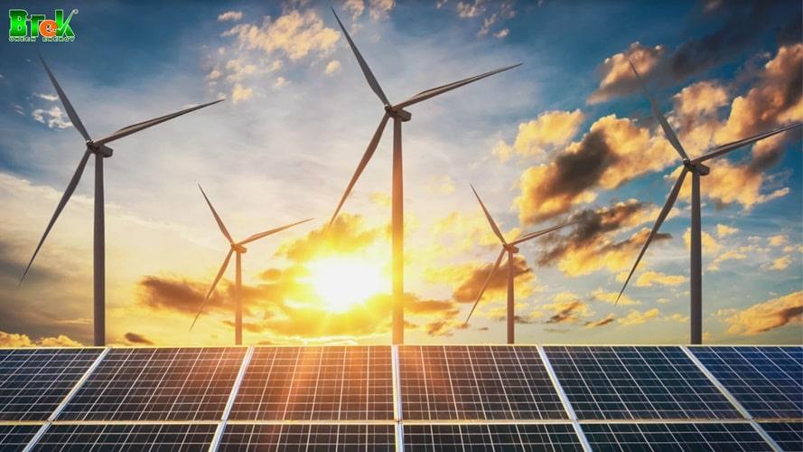 Năng lượng mặt trời là gì? Các hệ thống NLMT