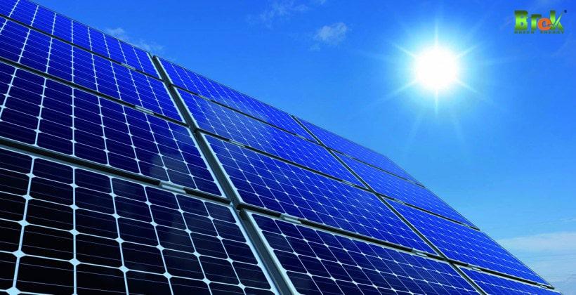 Vai trò của năng lượng mặt trời đối với đời sống con người.
