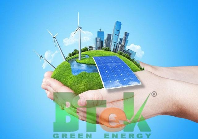 5 lợi ích của năng lượng mặt trời đối với môi trường và con người.
